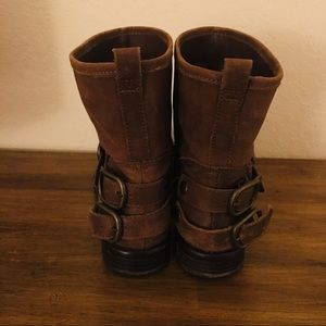 Lucky Brand Shoes - Lucky Brand Norton Boots